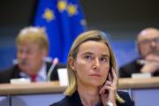Могерини допустила ослабление санкций против России