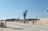 Израиль нанес удар по лагерю ХАМАСа в Джабалии