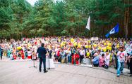 Фоторепортаж: Тысячи брестчан протестовали против аккумуляторного завода