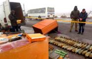 CБУ показалa оружие и боеприпасы, изъятые у Рубана