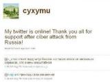 Грузинский блогер обвинил Россию в проведении DDoS-атак на его блоги