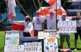Белорусы Сан-Диего призвали освободить всех политзаключенных