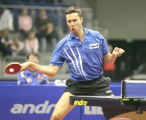 Владимир Самсонов вышел в полуфинал Суперкубка по настольному теннису