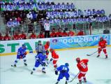 Белорусские хоккеисты устроили «показуху» для Туркменбаши