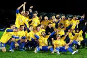 Футболисты БАТЭ досрочно вышли в плей-офф Лиги Европы