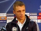 Футболисты БАТЭ сразу после победы не успели осознать свой успех - В.Гончаренко