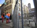 В Страсбурге полиция разогнала противников НАТО слезоточивым газом