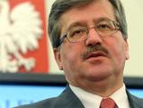 Бронислав Коморовский: В Польше должно быть больше солдат США