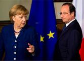 Путин, Порошенко, Олланд и Меркель обсудили продление перемирия на востоке Украины