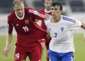Беларусь сыграла вничью с Финляндией