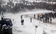 Протесты шахтеров в Польше: полиция применила водометы