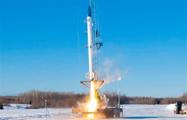 В США испытали первую ракету на биотопливе