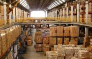 Склады промышленной продукции вновь трещат по швам