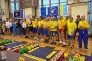 Белорусский гиревик попал в Книгу Гиннесса с новым рекордом