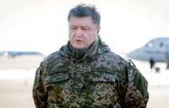 Порошенко разрешил проведение военных учений НАТО в Украине