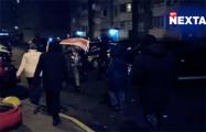 Минский Запад вышел на марш