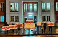 Жители столицы устроили флешмоб #МенскРазам