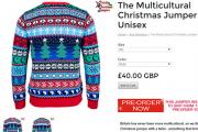 В Великобритании поступили в продажу мультиконфессиональные свитера
