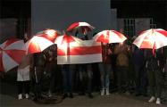 Дзержинск вышел на вечерний протест