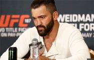 Белорусский боец UFC в знак протеста покинул студию «Матч ТВ» в прямом эфире