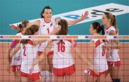 Белорусские волейболистки вышли в финал четырех Золотой Евролиги