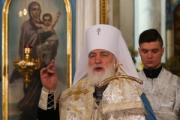 Митрополит Павел ушел с должности, Синод обеспокоен конфликтом в стране