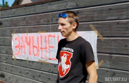 Денис Урбанович: Без преувеличения – готов бороться за Беларусь до последней капли крови
