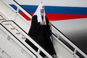 Патриарх Московский впервые встретился с Папой Римским