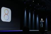iOS 8 стала доступна для скачивания