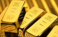 Цены на золото достигли максимума за последние семь лет
