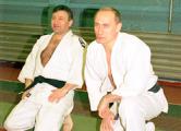 Друг Путина по дзюдо попал под санкции ЕС