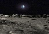 Ученые обнаружили на Луне замерзшую воду