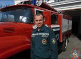 Брестский спасатель уговорил мальчика не прыгать с 9-го этажа