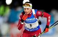 Белорусская биатлонистка завершает карьеру
