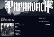 Papa Roach выступят в Минске в июле
