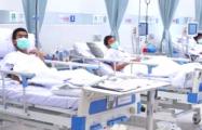 Спасенные тайские дети: первые фотографии из больницы