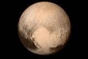 На «сердце» Плутона нашли второй горный хребет