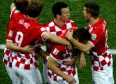 Хорватских футболистов обвиняют в погромах после поражения от Бразилии