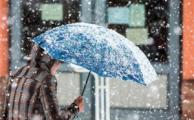 Гололедица и мокрый снег ожидаются завтра в Беларуси