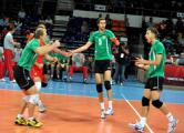 Белорусские волейболисты пробились на чемпионат Европы