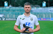 Футболист «Ислочи» Николай Януш заболел коронавирусом