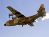 На юге Франции разбился алжирский военно-транспортный самолет