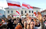 В Минске проходит акция «Вернуть власть народу»