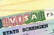 Из-за кризиса белорусы стали реже открывать шенген