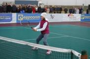 «Евроопт» будет оказывать финансовую поддержку детско-юношескому теннису