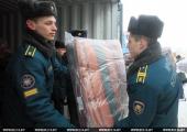 Беларусь отправит «гуманитарку» в Украину