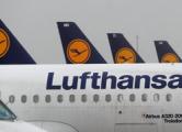 Lufthansa отменила больше половины рейсов из-за забастовки