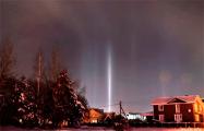 Под Минском заметили редкое атмосферное явление