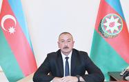 Алиев заявил о взятии азербайджанской армией под контроль новых территорий в Нагорном Карабахе
