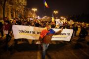 Полмиллиона жителей Румынии вышли с требованием отставки правительства